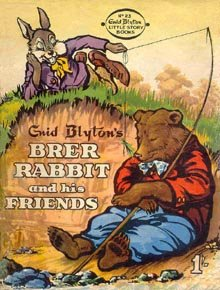 Image result for 	The Brer Rabbit Collection by Enid Blyton.