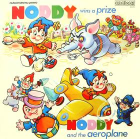 Enid Blyton Noddy Wins A Prize - Noddy And The Aeroplane