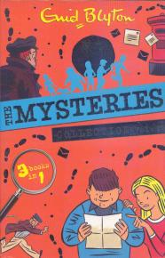 The Mysteries Collection Vol 2 By Enid Blyton