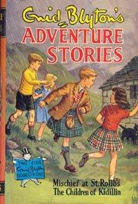 Enid Blyton's Adventure Stories by Enid Blyton