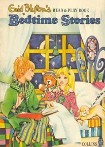 Enid Blyton S Read And Play Book Bedtime Stories By Enid