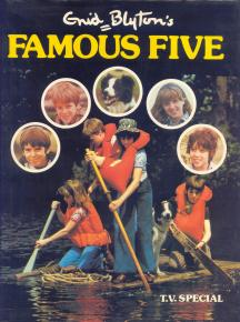 Famous Five Tv First Omnibus By Enid Blyton