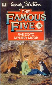 five go to mystery moor pdf