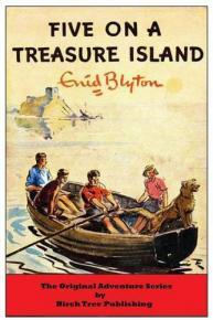 Five Go To Treasure Island Summary
