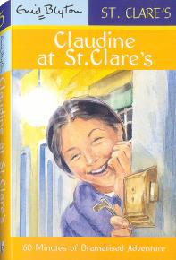 Claudine at St. Clares (St Clares, Book 5)