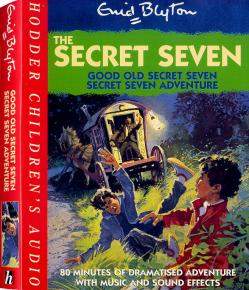 good old secret seven The secret seven are siblings peter and janet, and jack, barbara, pam, colin and george together they are the secret seven - ready to solve any mystery, any time - in enid blyton's classic series of 15 mystery novels in book twelve, there are strange happenings indeed at torling castle.