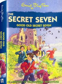 good old secret seven Buy good old secret seven: book 12 by enid blyton (isbn: 9781444913545) from amazon's book store everyday low prices and free delivery on eligible orders.