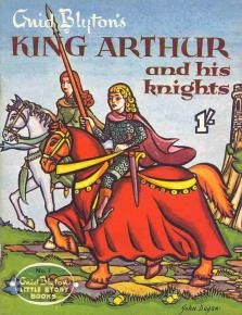 King Arthur and his knights Vook