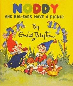 Noddy And Big Ears Have A Picnic The Tiny Noddy Book No