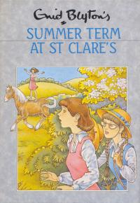 Summer Term at St.Clare's Enid Blyton