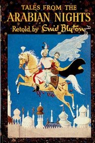 Tales From The Arabian Nights By Enid Blyton
