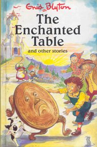 The Enchanted Table book cover