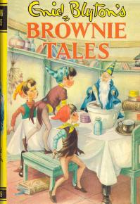 The Enid Blyton Book Of Brownies Hop Skip Amp Jump By