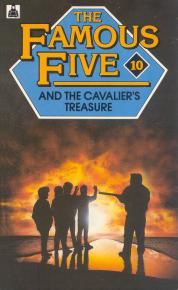Five On A Treasure Island Short Summary