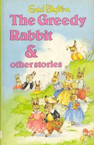 The Greedy Rabbit book cover