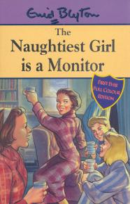 The naughtiest girl is a monitor book