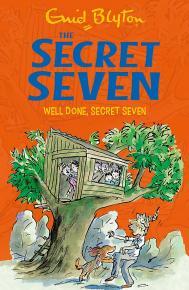 Well Done Secret Seven by Enid Blyton