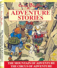 Adventure Stories (Word 1014) by Enid Blyton