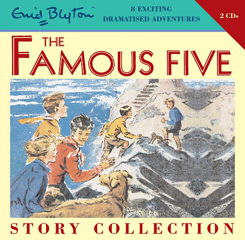 The Famous Five Story Collection By Enid Blyton