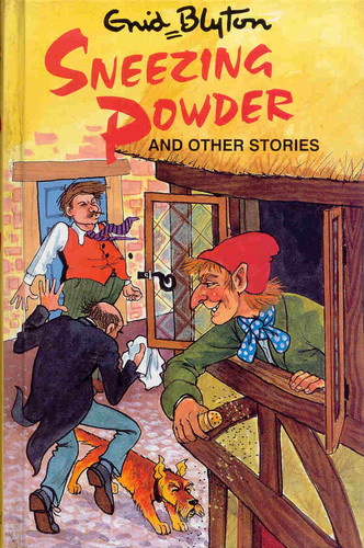 Sneezing Powder And Other Stories By Enid Blyton