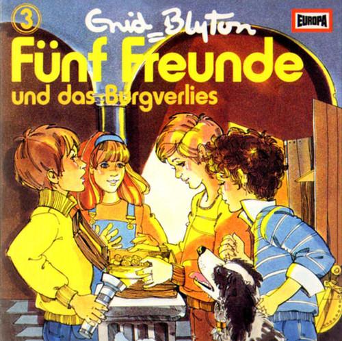 F 252 Nf Freunde Und Das Burgverlies By Enid Blyton