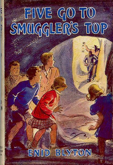 Portada de la primera edición de la novela en inglés, publicada por Hodder & Stoughton con ilustraciones de Eileen A. Soper