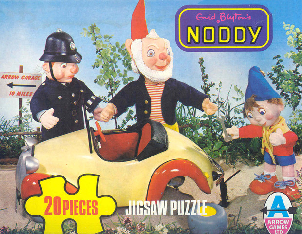 Enid Blyton - Noddy's Car